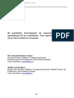 Estudio Sobre Implementacion Portafolio