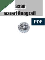 Ringkasan Materi Geografi