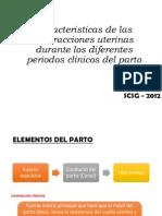 Contracciones Uterinas - Scribd