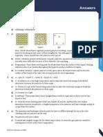 Edexcel IGCSE Chemistry Student's Book Answers
