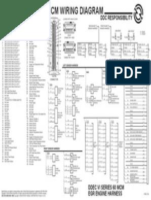 11 Ddec Wiring Schematic. . Wiring Diagram Ddec Wiring Schematic on