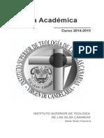 Guia Academica 2014 2015