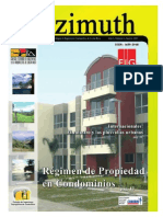 Revista Azimuth Año 3 No. 2