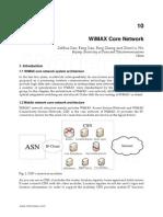 WiMAX Core Network