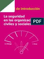 Manual de Introduccion. La Seguridad en Las Organizaciones Civiles y Sociales (Fray Francisco de Vitoria & Comite Cerezo_2010)