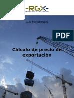 Metodologia de Calculo de Precio de Exportacion