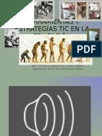HERRAMIENTAS Y ESTRATEGÍAS TIC EN LA EDUCACIÓN