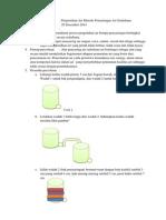 laporan praktikum kimia industri - pejernihan air sederhana