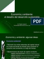 Economia y Desarrollo Sustentable