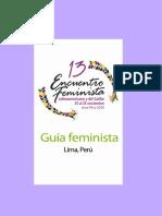 Guia Feminista Lima