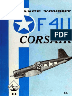 Aero Series 11 Chance Vought F4U Corsair