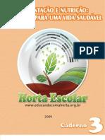 Caderno 03 Horta Escolar