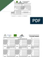Cédulas de Inscripción y Sabanas 2014-2015