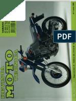 1990 yamaha xt600 e factory service manual screw carburetor rh es scribd com 1989 Yamaha Xt600 1989 Yamaha Xt600