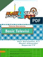 1. Basic Televisi