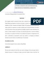 Adecuacion de Las Tecnicas Creativas de Gianni Rodari Para Dinamizar Los Procesos de Lectoescritura Emergente