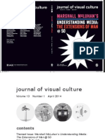 Journal of Visual Culture 13(1) MacLuhan's Understanding Media Essays