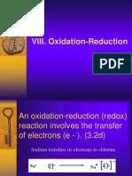 redox  electrochemistry