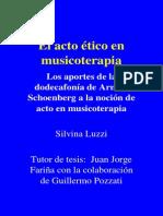 Musicoterapia Tesis