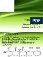 Tetracycline Drug Reporting-2
