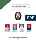 Analisis Sistem Pusat Permukiman Menggunakan Perhitungan Skalogram Guttman dan Indeks Sentralitas Marshall di Provinsi Jawa Tengah