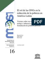 Policy Paper 16 Es (1)