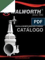 Válvulas Acero Fundido Walworth