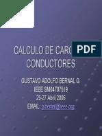 Calculo de Cargas y Conductores