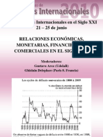 Presentacion Moneda Finanzas y Endeudamiento. 2011