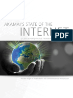Akamai State of the Internet 2014 Report