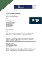 Pseudomonas Productoras de BS (2014) Revista Tlamati
