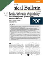 Drx Bulletin