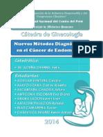 Nuevos Métodos Diagnósticos en el Cáncer de Endometrio