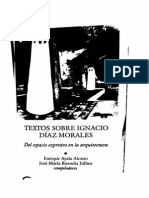 Ayala y Buendía - Textos Sobre Díaz Morales