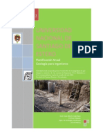 Programa - Geologia Para Ingenieros
