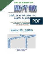 Manual Módulo Canopy (Spanish version)