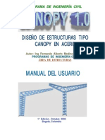 Manual Módulo Canopy (Spanish version)