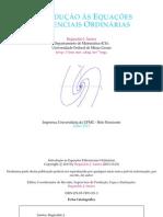 Introdução Às Equações Diferenciais Ordinárias