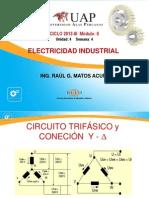 Ayuda 4. Circuito Trifásico y Conexión y - A 12 Ult