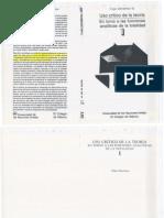 Zemelman - Uso Critico de La Teoria en Torno a Las Funciones Analiticasde La Totalidad