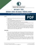 50 Quy Tac Danh Van Tieng Anh - Danhvantienganh.com