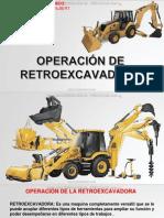 Curso Partes Componentes Retroexcavadora Cabina Operacion