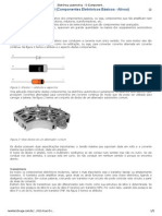 Eletrônica Automotiva - 5 (Componentes Eletrônicos Básicos - Ativos)