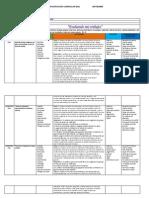 5 Planificación Clase a Clase Tecnología 3º Septiembre