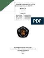 Laporan Test Plan