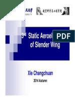 L3_Static Aeroelasticity of Slender Wing