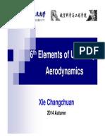 L6_Elements of Unsteady Aerodynamics