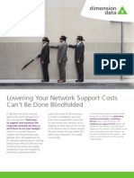 Lowering Your Network Support Costs