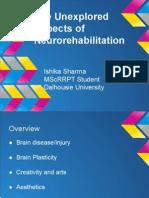 Unexplored Aspects of Neurorehab