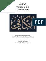 AL-KAFI VOLUME 7 (English).pdf